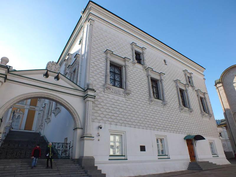 великокняжеская Грановитая палата