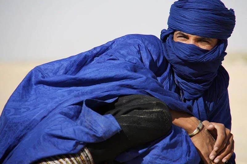 Увидеть лицо туарега, значит, обречь себя на смерть