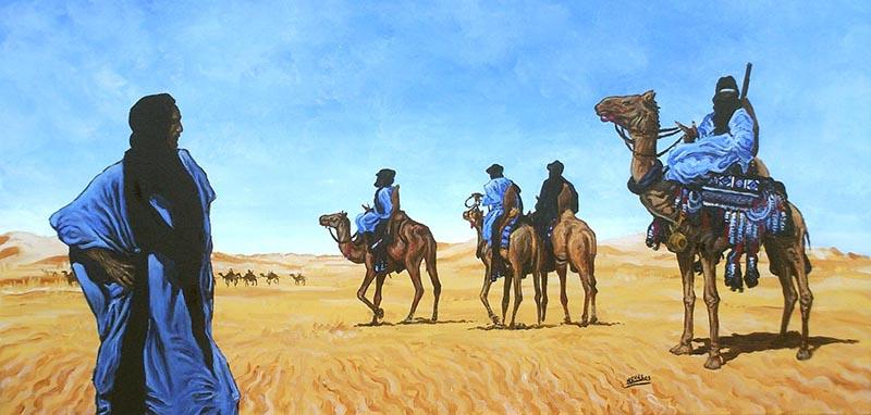 Прочие особенности племени туарегов