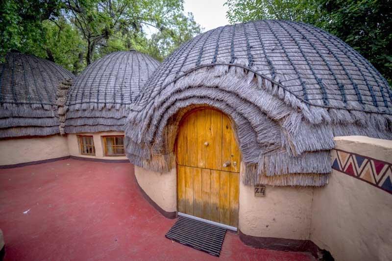 Дома для кочевников и жителей пустыни