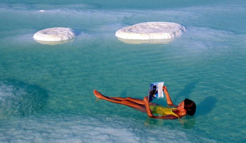 Почему в самом чистом море нельзя купаться