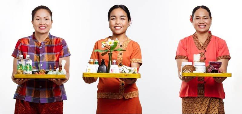 Как жители Таиланда отбеливают кожу