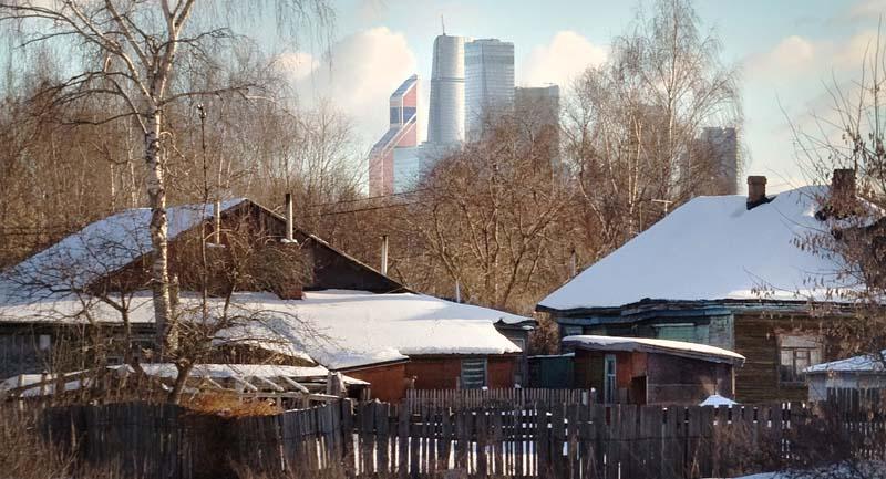 деревня Терехово