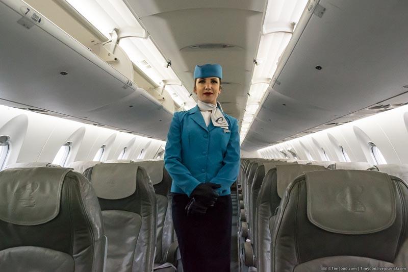 Униформа для стюардесс Словения — Adria Airways