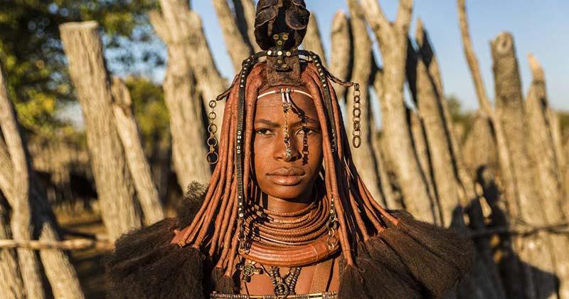 Племя Каро: как украшают себя местные модники