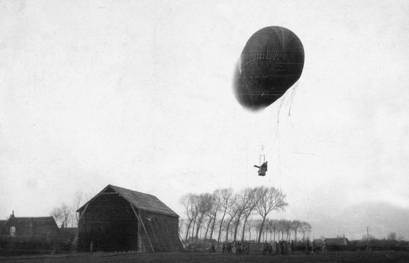 Бомбардировка Америки воздушными шарами