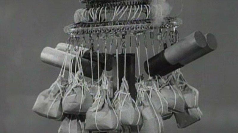 На чем основывались японцы при создании шаров