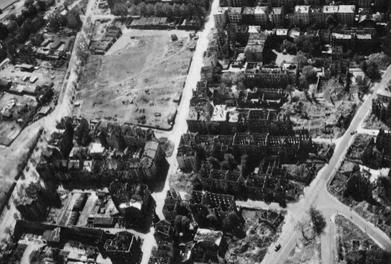 бомбардировки воздушными шарами шли вслепую