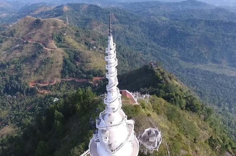 Башня Амбулувава: уникальное место на Шри-Ланке