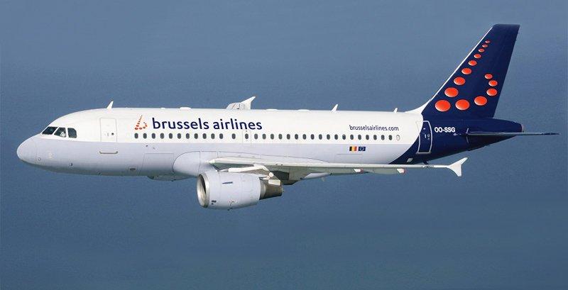 бельгийский авиаперевозчик Brussels Airlines