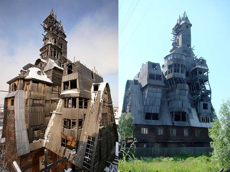 у Николая Сутягина уже была собственная строительная компания