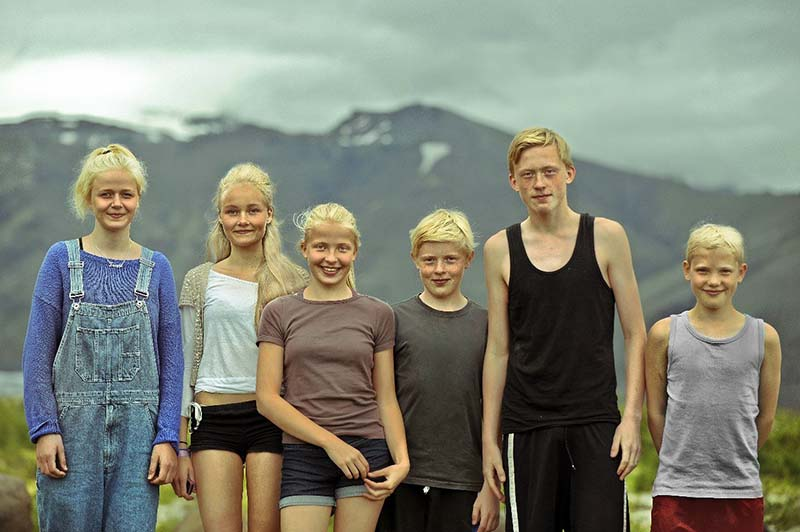 Имя Андрей в Исландии не признают