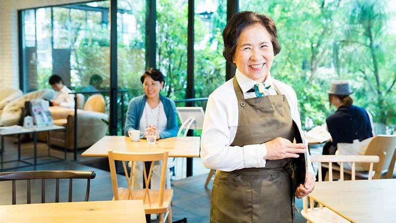 Ставка на пенсионеров в Японии