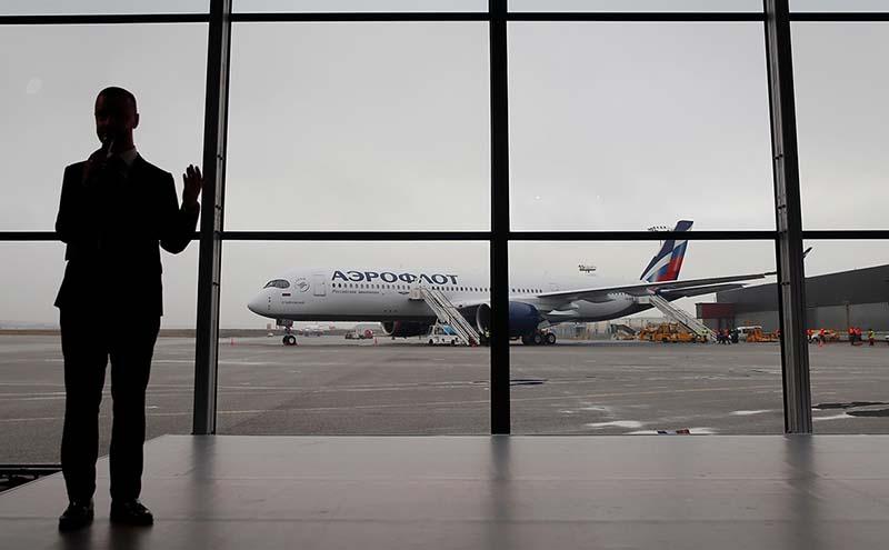 Аэрофлот Сокращение и приостановление рейсов