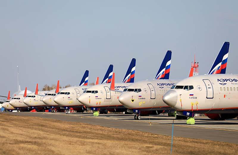 Убытки авиакомпаний в связи с коронавирусом