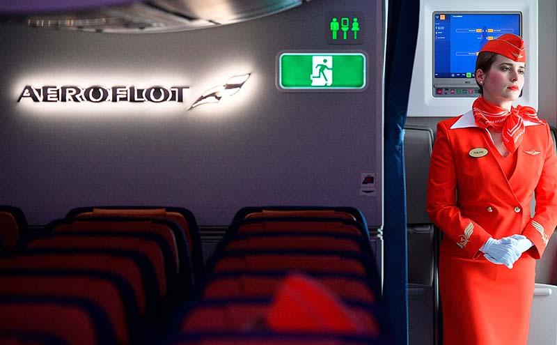 Билеты, приобретенные в компании «Аэрофлот, не сгорают