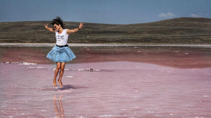 Сколько стоит посещение розового озера