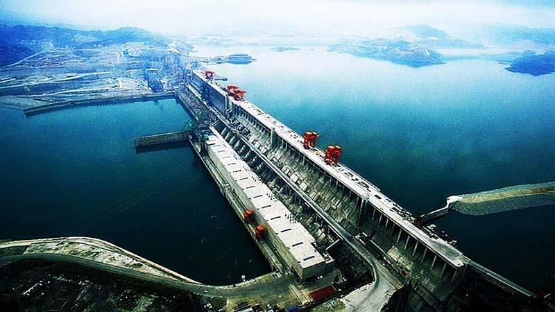 Дамба Три ущелья в Китае: самая тяжелая в мире