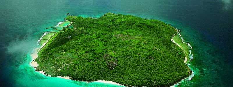 Преобразование необитаемых островов в обитаемые