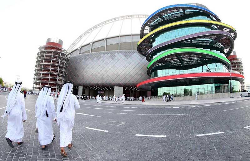 В 2019 году в Катаре открылись сорок восемь станций метрополитена