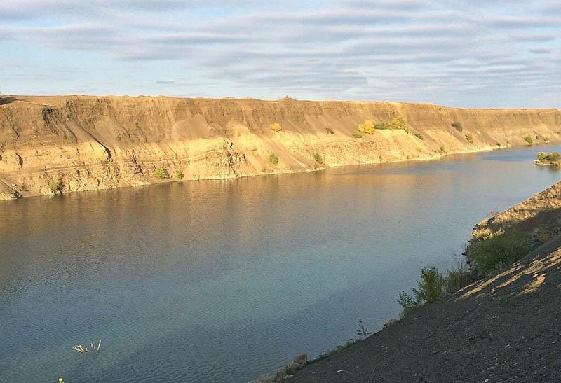 Рождение самого длинного каньона Город Каменск-Шахтинский