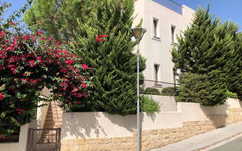 Зеленые дома у киприотов