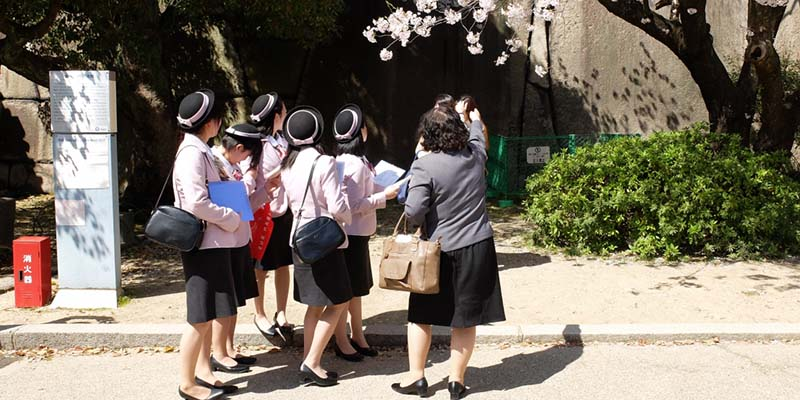 Странное правило этикета и моды Японии