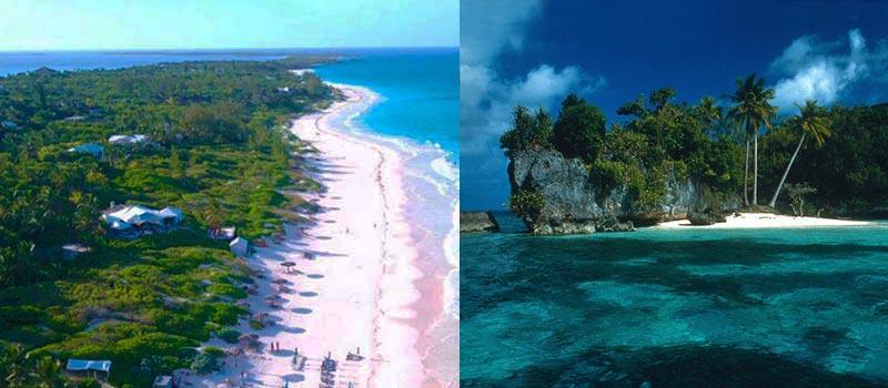 Коморские острова, Багамы,