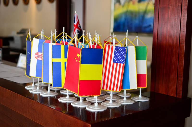 Страны с самыми старыми флагами