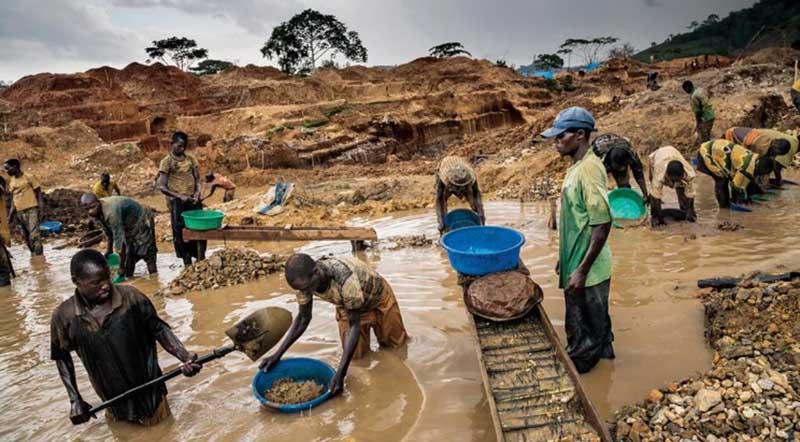 Неофициальное рабство Мавритании