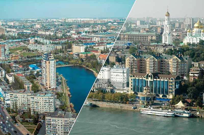 Идея строительства канатной дороги в Ростове на Дону