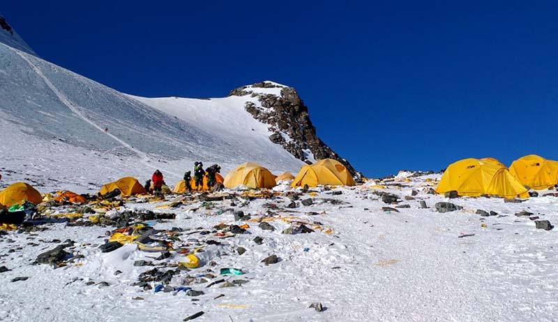 Очистка Эвереста в 2020 году отменена из-за коронавируса