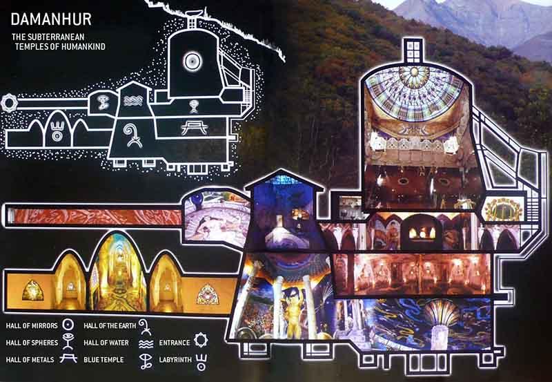 храм Даманхур.