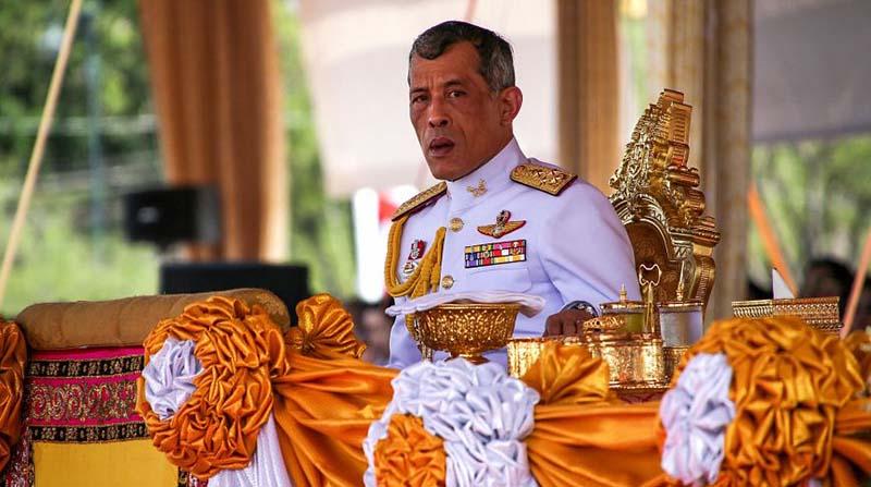 Маха Вачиралонгкорн, которому 64 года.