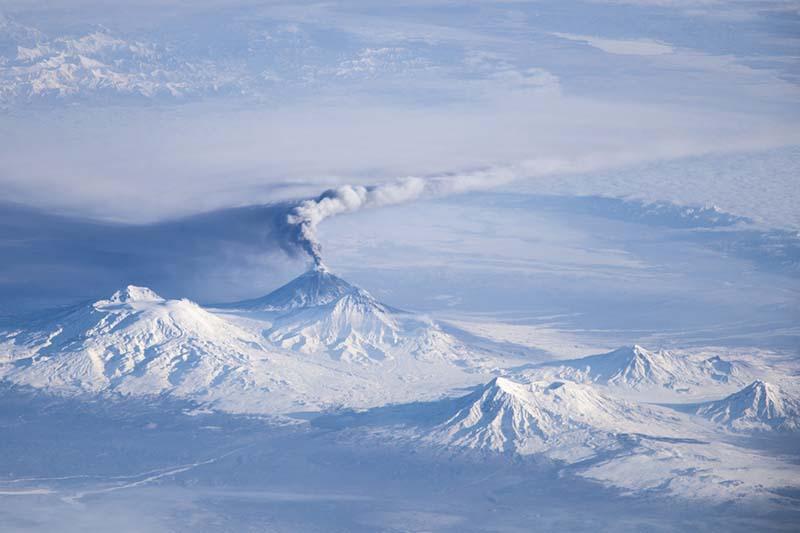 Камчатские вулканы