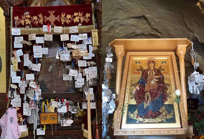 Вотивные дары до сих пор приносятся в храмы многих стран Европы