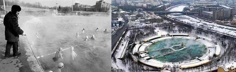 ассейн быстро полюбился жителям и гостям города, стал настоящим символом Москвы.