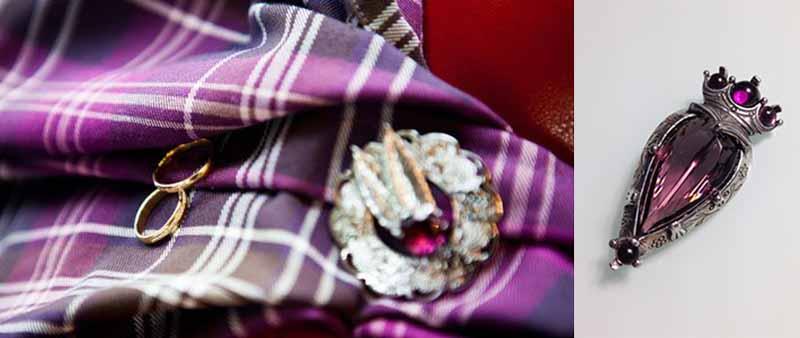 Какие еще свадебные традиции есть в Шотландии