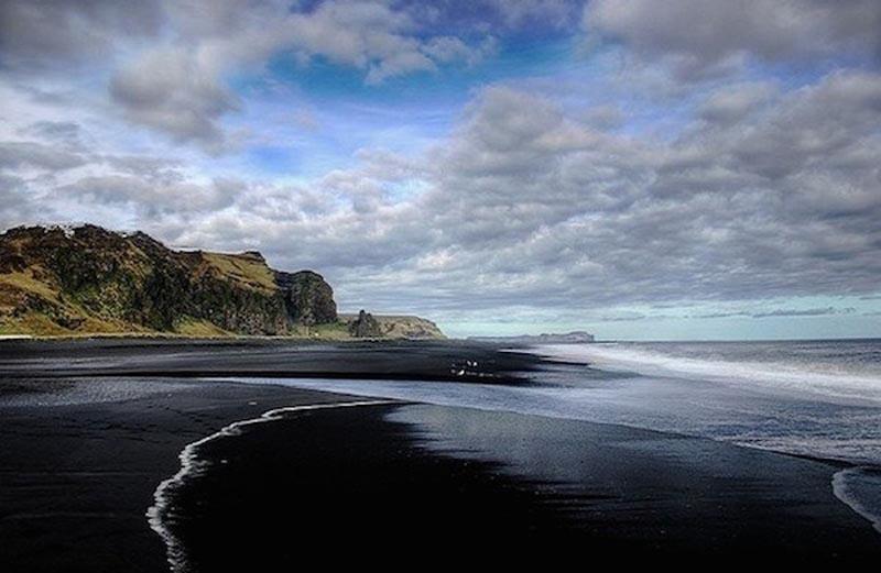 Мистические легенды пляжа Рейнисфияра