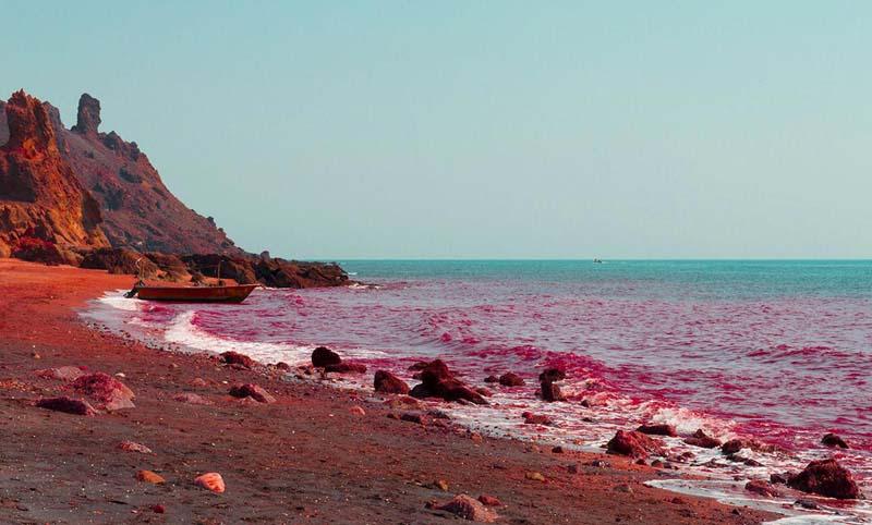 Остров Ормуз: филиал Марса на Земле