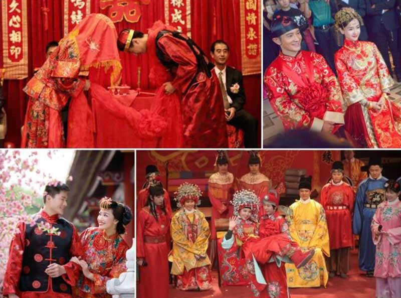 Какие еще предсвадебные традиции существуют в Китае