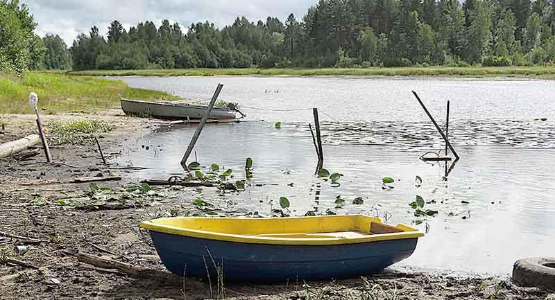 Куштозеро  в Вытегорском районе