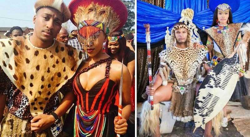 Как у зулусов идет подготовка к свадьбе