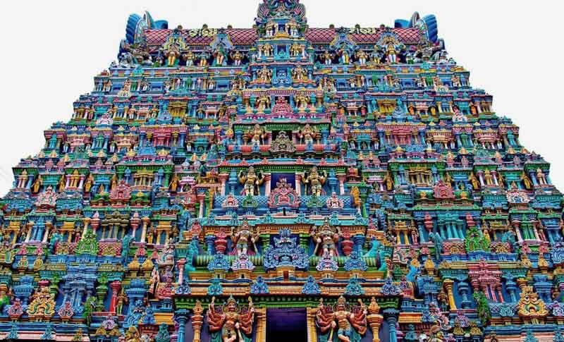 Уникальный храм в Индии, посвященный одной из жен Шивы
