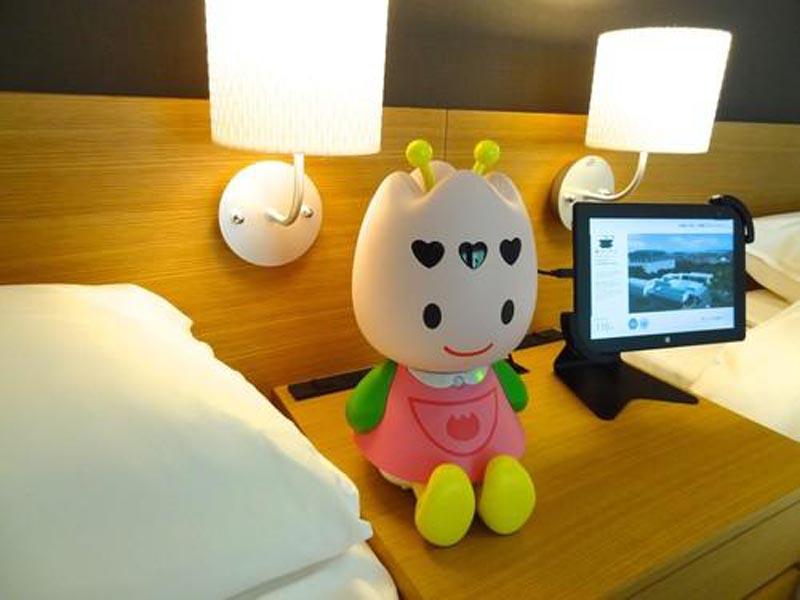 робот «Churi-chan»