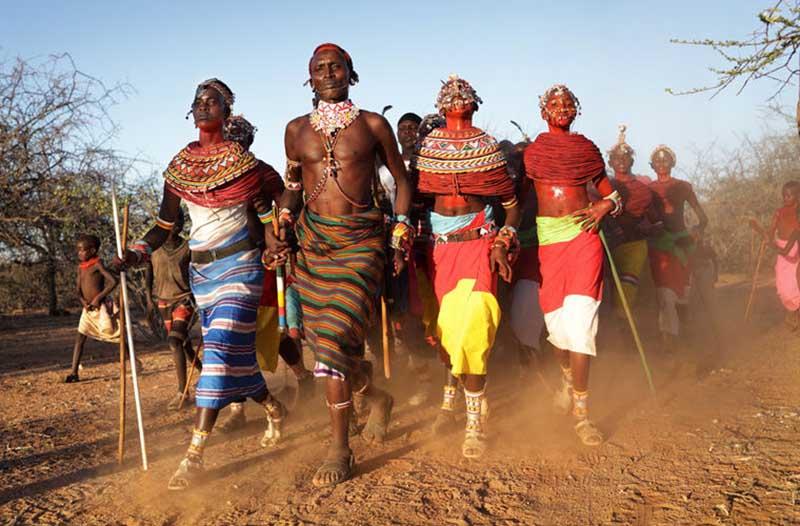Свадебные традиции Кении