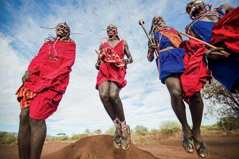 Кенийцы уверяют, что у них самые обоснованные и приносящие пользу обычаи