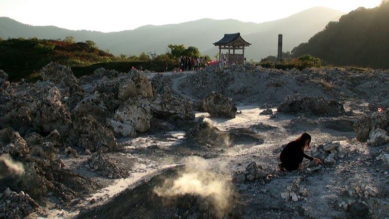 Гора Осорезан в Японии: дверь в загробный мир