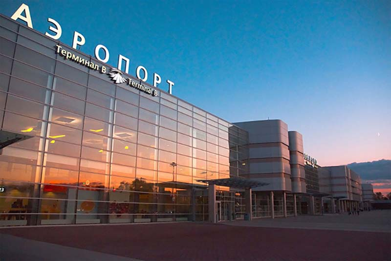 аэропорт екатеренбург
