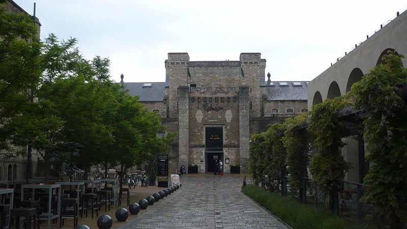 Malmaison Oxford Castle: отель, оборудованный в здании бывшей тюрьмы
